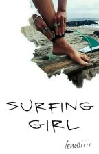 Surfing Girl by pipiiy