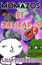 Momazos De Calidad ;v [1] by LiliaTHedgehog