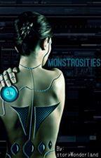 Monstrosities by benrog