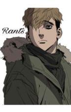 ┃ rants  ┃ by DaddySangwoo