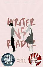 Writer VS Reader by misfil