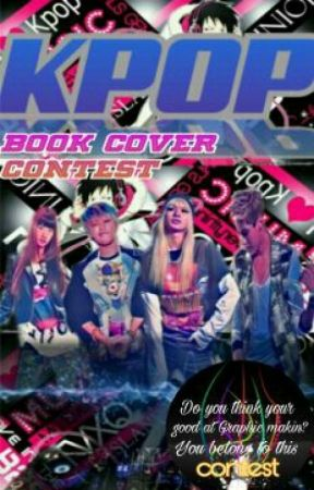 KPOP book cover Contest [OPEN] by Yhena_22
