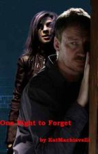 One Night to Forget - (A Remus Lupin one-shot) by KendraCastielSinger