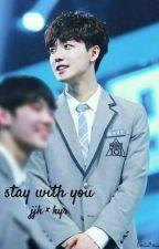 • jjk × kyr • stay with me by minhanri