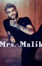 Mrs. Malik  (Zayn Y Tu.) by AnisSV