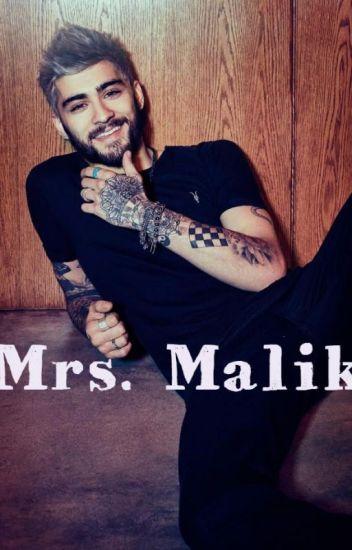 Mrs. Malik  (Zayn Y Tu.)