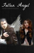Fallen Angel by unbrokenxsoul
