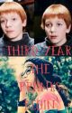 Third Year: The Pranks Begin (A Fred Weasley Love Story and Harry Potter Story) by asian_pride_