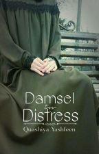 Damsel In Distress  by Yashfeen007