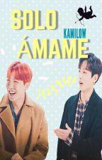 SOLO ÁMAME ~ JungHope by kamilow