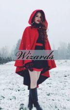 Wizards || Elijah or Klaus by jessie_bell2001