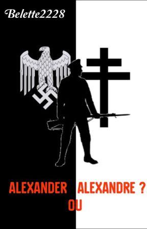Alexander ou Alexandre ? by Belette2228