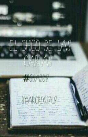 El Chico De Las Cartas by AriCross7u7