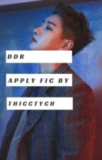 DDR ⇒ BTS AF by thicctych