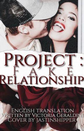 Project: Fake Relationship || Justin Bieber {English} by biebersbadgurl