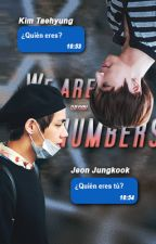 We Are Numbers • VKook | Taekook • by obyxbi