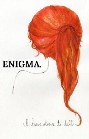 ENIGMA  by christdora123