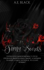 Family Secrets (wolno pisane) by Winter_Bucky_