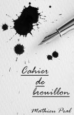 Cahier de brouillon by MathieuP7