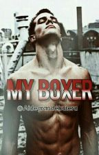 My boxer. by Aidegrandebutera