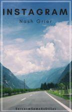 Instagram [Nash Grier] by SarcasmSameAsStiles