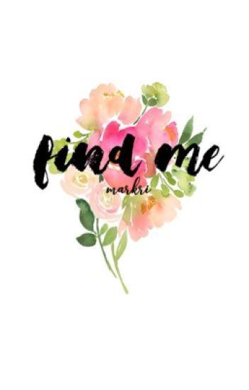 find me - markri