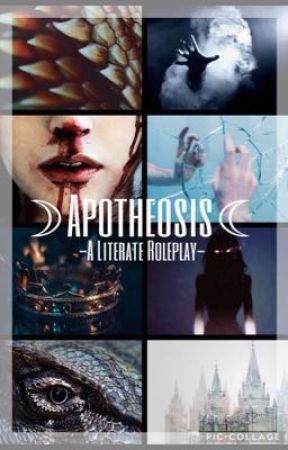 Apotheosis - A Literate Roleplay  by Cheerifel