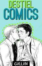 Destiel cómics. by Gxllxn
