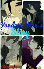 Yandere-Kun's Story by Okaaaa