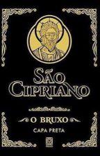 SÃO CIPRIANO CAPA PRETA by JhennyeSchunck