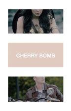 Cherry Bomb ▷ Steve Rogers by spiderlad