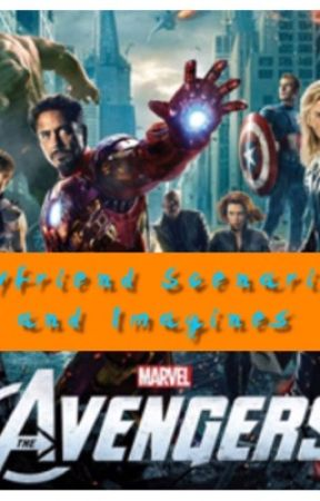 Avengers Prefrences, Imagines, and Chatrooms (Accepting