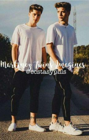 Martinez Twins Imagines ♡ by petraxaaliyah