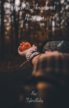 Nico Di Angelo at Hogarts by TylersRuby