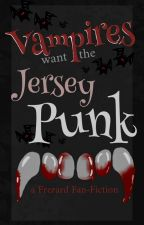 Vampires Want The Jersey Punk  by Stomachgays