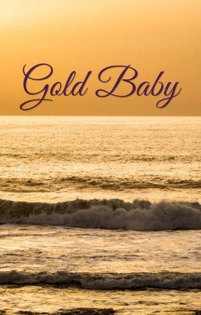 Gold baby  by kitkatkatt