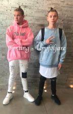 Texting - Uppföljare by Linn_Enestad