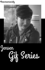 Jensen ↔️ Gif Series by thescreamsociety