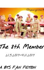 The 8th member [BTS x READER ] by Georgette-A