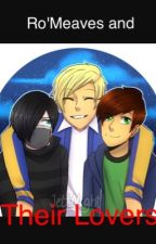 The Ro'Meaves and their Lovers.  (Zanvis, Garrence, Vylante) by __Pastel_Stars__