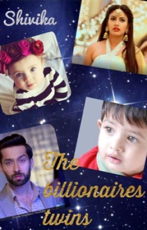 Shivika-the billionaires twins  by Jbegum13