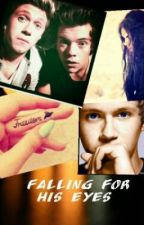 Falling For His Eyes (Love story/Teen-fiction) by WriteAwayTheSadness
