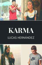 Karma - Lucas Hernández by lucashernandez5