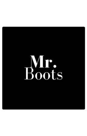 Mr. Boots by katbonbailey