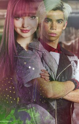 The unexpected (Descendants Carlos and Mal fanfic) ✅ - moniespie400