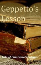 Geppetto's Lesson by AiBella