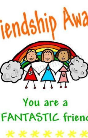 Friendship Awards by Karkat_cuttlefish_