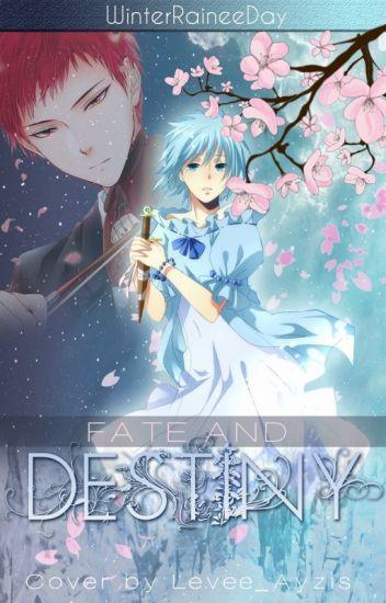 Fate and Destiny [Akashi x Kuroko / Kuroko no Basket]