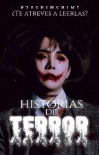 Historias cortas de terror BTS  by BTSChimChim7