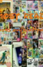 Most Read Stories On Wattpad by SplayGirlAsf
